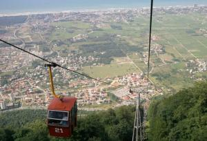 Namak Abrud Cable Car Tour Packages